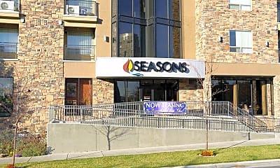 Community Signage, Seasons on City Creek, 0