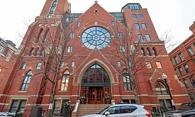 Building, 2 Clarendon St, 0