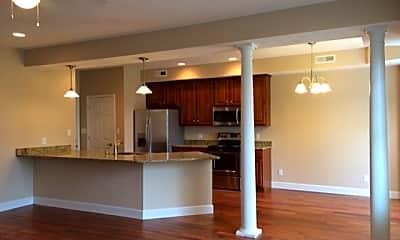 Kitchen, 411 N Beadle Dr, 1