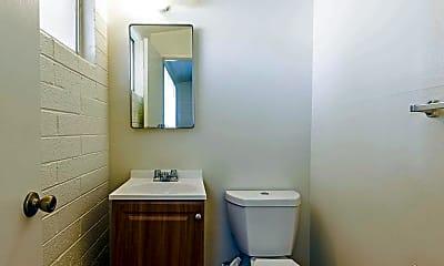 Bathroom, Mountain Vista Apartments, 2