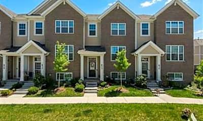 Building, 833 Lexington Circle East, 0