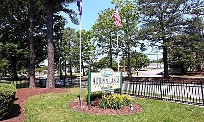 Community Signage, Autumn Lakes, 2