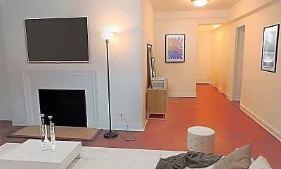 Bedroom, 40 Central Park S 3E, 1
