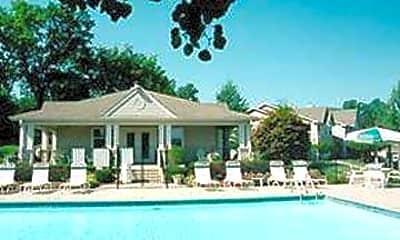 Pool, Stone Ridge Apartments, 1