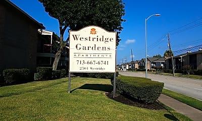 Westridge Gardens, 1
