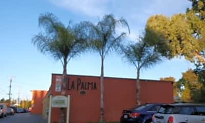La Palma Apartment Homes, 1