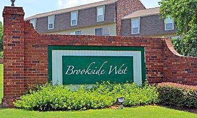 Community Signage, Brookside West, 2