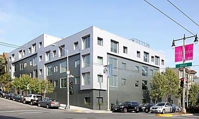 Building, 2000 Ellis St, 0