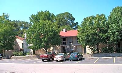 Building, Park Place at Jacksonville/Wingate Square, 2