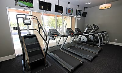 Fitness Weight Room, 5503 Research Dr, 0