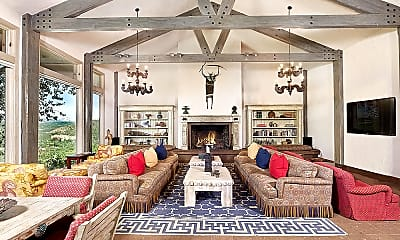 Living Room, 46 Ridge Pl, 0