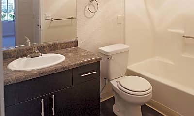 Bathroom, Country Club Village, 2