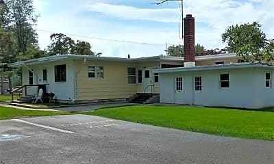 Building, 405 E Michigan Ave, 1