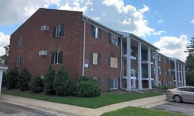 Shoshone Apartments, 2