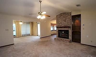 Living Room, 406 Bunker Hill Dr, 1