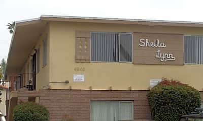 Building, 4840 Del Monte Ave, 1