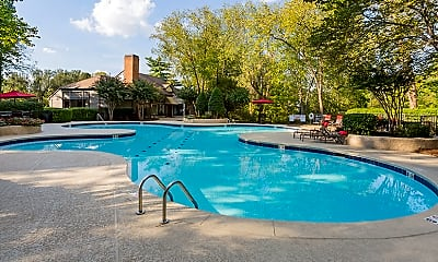 Pool, Residences at Glenview Reserve, 2