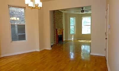 Living Room, 3840 W Fillmore St 2, 1