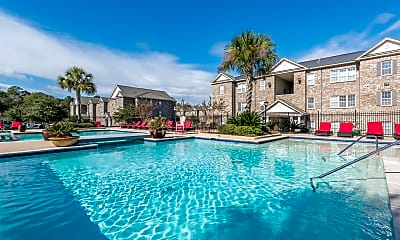 Pool, The Grove Apartments - Student Living, 0