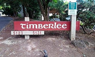 Timberlee Apartments, 1