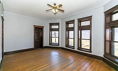Bedroom, 4157 S Western Ave 3, 1