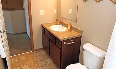 Bathroom, Diamond Field, 2