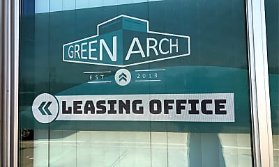 Greenarch Apartments, 1