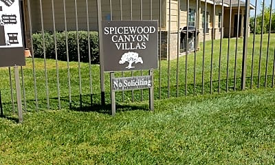 Spicewood Canyon Villas, 1