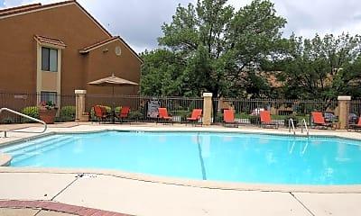 Pool, Casa De Fuentes, 1