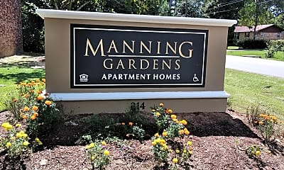 Manning Gardens, 1