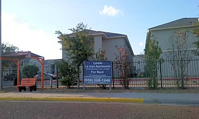 La Joya apartments, 1