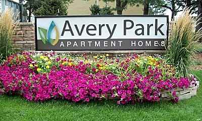 Landscaping, Avery Park Apartment Homes, 1