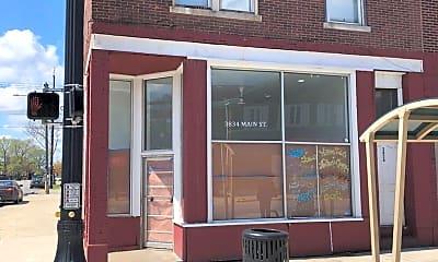 Building, 3834 Main St, 2
