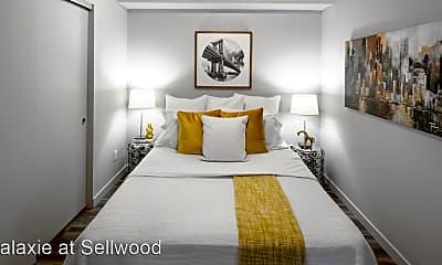 Bedroom, 7400 SE Milwaukie Ave, 2