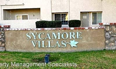 Community Signage, 3318 Darby St, 1
