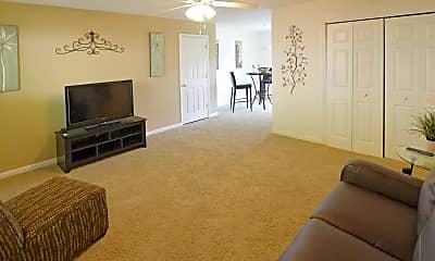 Living Room, Villa Dylano, 1