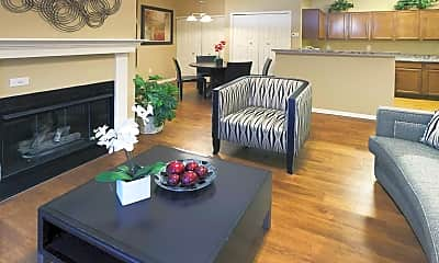 Living Room, The Remington at Lone Tree, 1