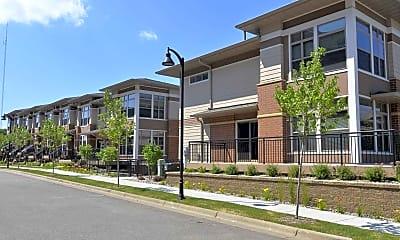 Building, Medley Row, 2