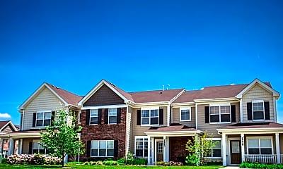 Building, Randall Highlands Apartment Homes, 0