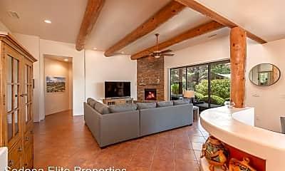 Living Room, 60 Montazona Trail, 1