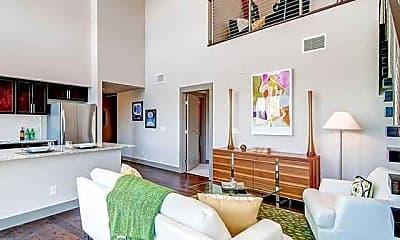Living Room, The Domain at Wash Park, 1