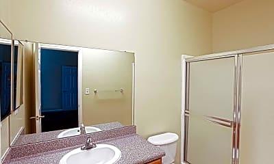 Bathroom, Liberty Park Apartments, 2