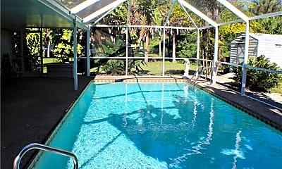 Pool, 4056 Durant St, 2