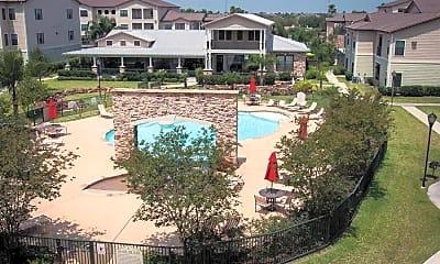 Pool, The Plantation Apartments, 0