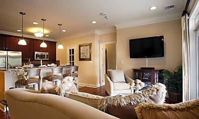 Living Room, Huntingdon Place, 1