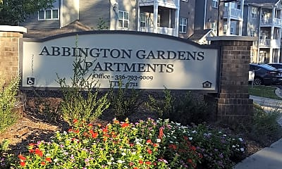 Abbington Gardens of Winston Salem, 1