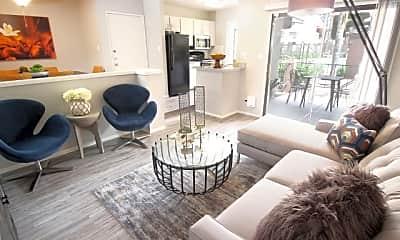 Living Room, Tides at Chandler, 1