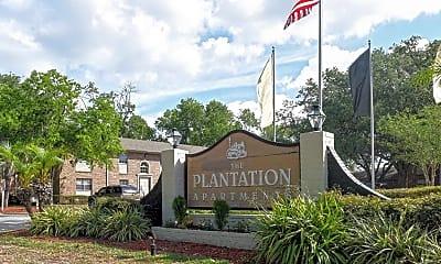 Community Signage, The Plantation, 2