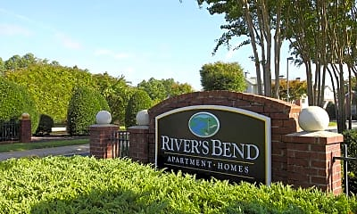 Community Signage, Rivers Bend Apartment Homes, 2