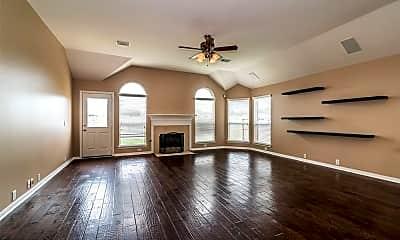 Living Room, 8811 Sunforest Ln, 1